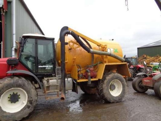 Other Used 7000 litre Prime X Tanker
