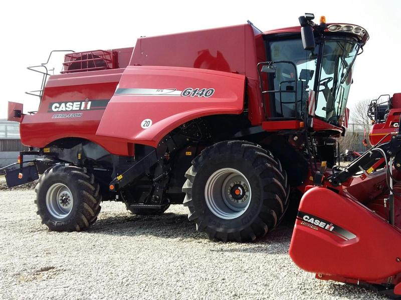 Case IH Axial Flow 6140
