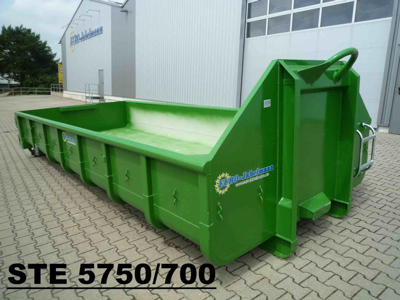 EURO-Jabelmann Container,  Abrollcontainer, Hakenliftcontainer, 5 - 45 m³, NEU