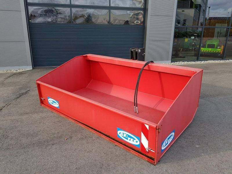 POWER-BOX Heckcontainer HP2500