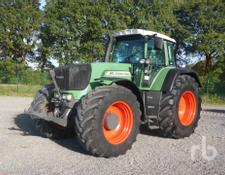 Fendt 930 VARIO TMS MFWD Tractor