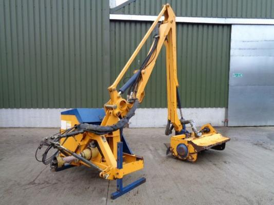 Bomford Used  Hawk 6P Hedgecutter