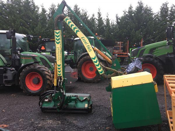 Spearhead 565 Hedgecutter - £7,500 +vat