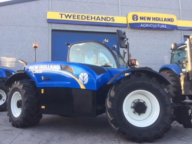 New Holland LM 6.35 Elite