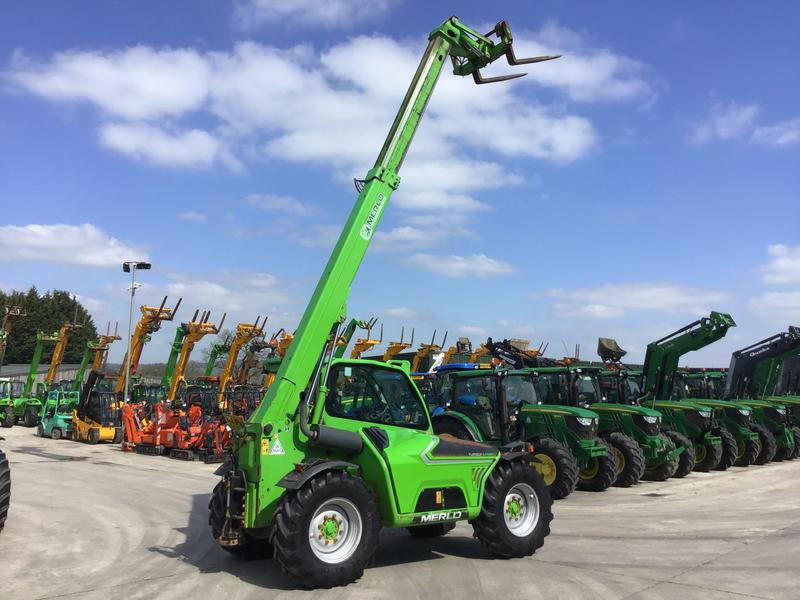 Merlo TF38.7-120 Turbo Farmer Telehandler (ST4344)