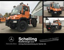 Mercedes-Benz U 400 - Top Zustand -