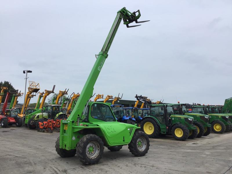 Merlo P34.7 Plus Turbo Farmer Telehandler (ST2101)