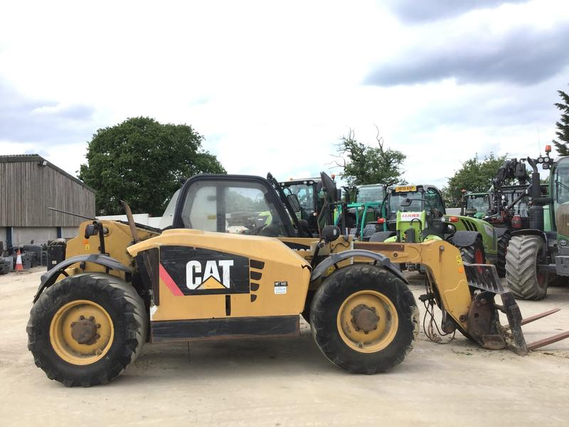 CAT TH406.AG Telehandler