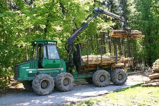 Forwarder Logset 5F